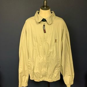 Tommy Hilfiger golf full zip jacket L